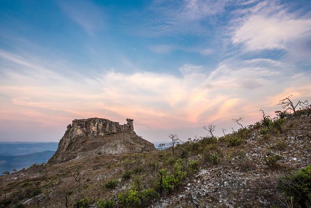 Está Muy Lejos El Horizonte Por Jorge Wagensberg: Flickr: JorgeSantos