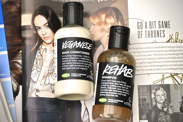 Lush Hair Products 4