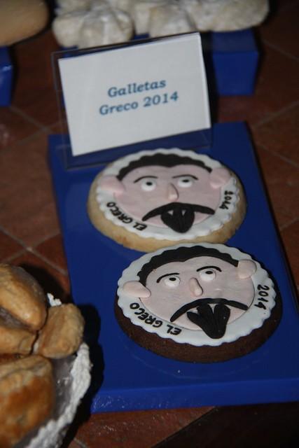 El Greco Cookies