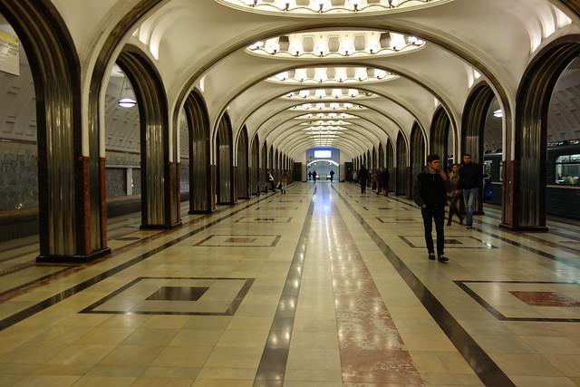 123 - Mayakovskaya