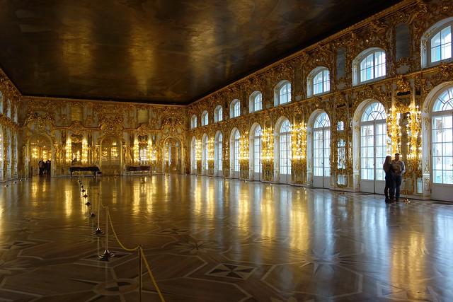 508 - Tsarskoye Selo (Palacio de Catalina - Pushkin)