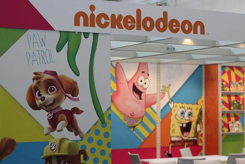 Nickelodeon - Frankfurt Buchmesse 2014