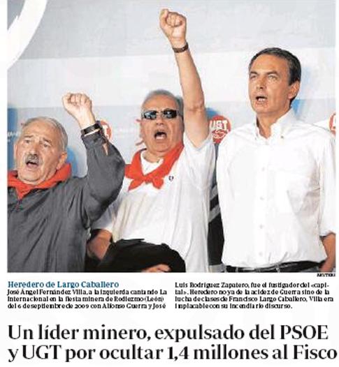 14j09 ABC Sindicalista asturiano evasor fiscal