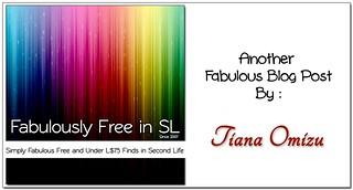 Tiana Name Card