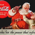 'Coca-Cola' advertising from 1938.