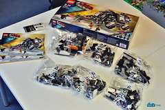 LEGO 70815: Step 1 Overview