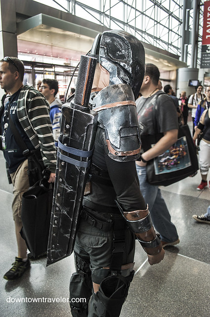 NY Comic Con 2014 Deathstone Batman