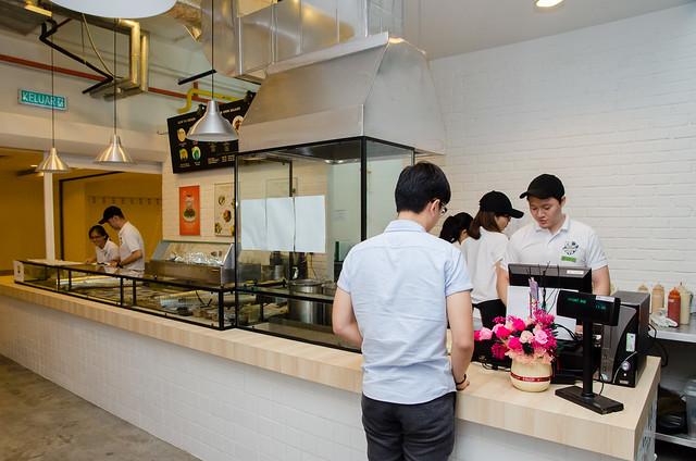 Chai Bar in Oasis Village at Oasis Damansara, Petaling Jaya