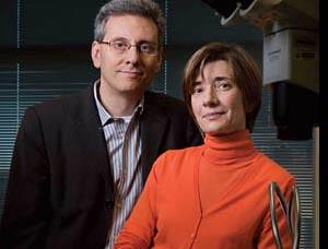 Anna Lasorella e Antonio Ivarone