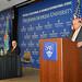 Secretary General Speaks at Johns Hopkins School of Advanced International Studies
