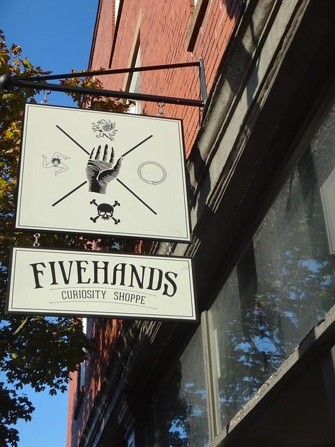 Fivehands board