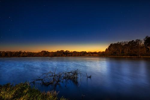 landscape twilight missouri leessummit jacksoncounty jamesareedmemorialwildlifearea 1424mmf28gedafs