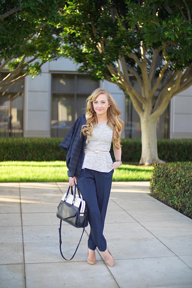 fashionable office attire