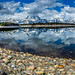 Jackson Lake Reflections by J. Moore Outdoor Photography