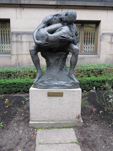 Gustav Vigeland: Mann og kvinne