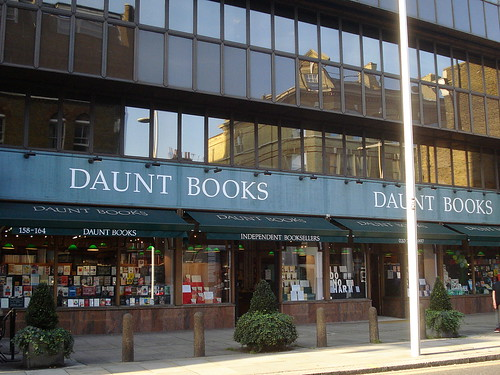 Image result for daunts books fulham road