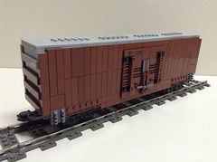 Boxcar Finishing Touches