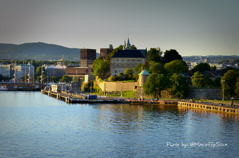 Viaje en Ferry de Oslo a Frederikshavn IX
