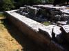 Sanctuary of Despoina at Lykosoura, Arkadia 30: temple, west end
