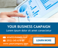 Business Corporate Banner ad Design