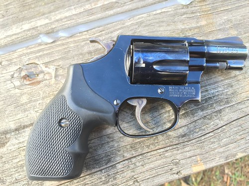 Smith & Wesson - .38 Special