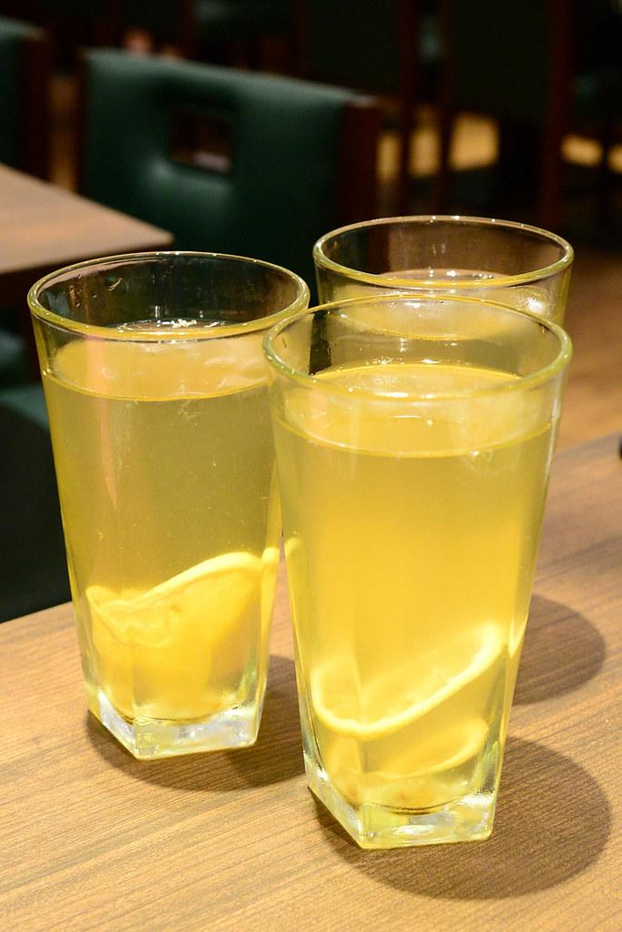 麵屋武藏 虎洞 蜂蜜檸檬飲