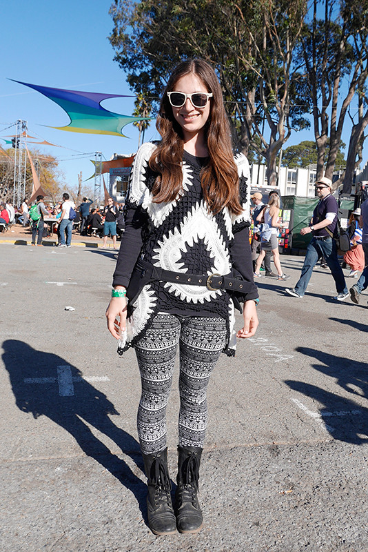 jaimee Quick Shots, San Francisco, street fashion, street style, Treasure Island, treasure island music festival, women