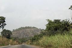 Ife-Akure Road