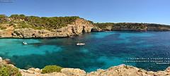 Salida del Caló des Moro (Santanyí, Mallorca)