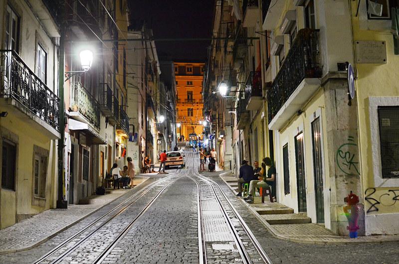 Street Life, Lisbon, Portugal