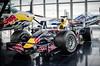 2008 Red Bull RB4 #9 D. Coulthard