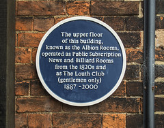 Photo of Blue plaque number 32949