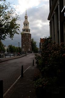 Εικόνα από Montelbaanstoren. holland amsterdam nederlands grachten niederland