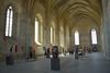 Palais des Papes gallery interior