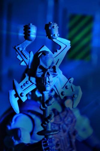 Evil Space Mutant Skeletor - New Adventures of He-Man