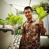 Me n my #hydroponic
