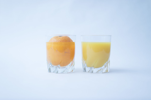 Pur jus / Pure juice - Orange