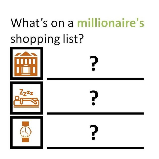 millionaire_shopping_list