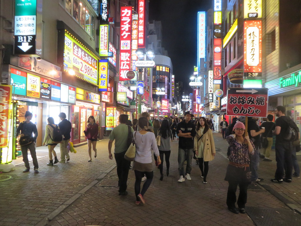Shibuya Nightlife