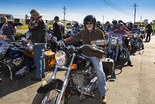 Indian Motorcycle Inaugural Ride