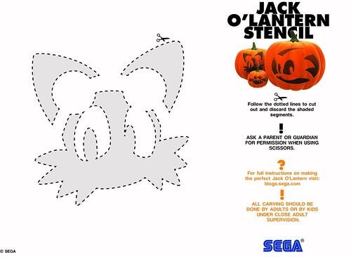 SEGA Halloween - Tails