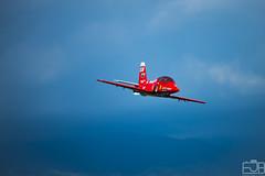 Viper Jet Ferrari Flight Evento 3D y Jets Sobre Guatemala