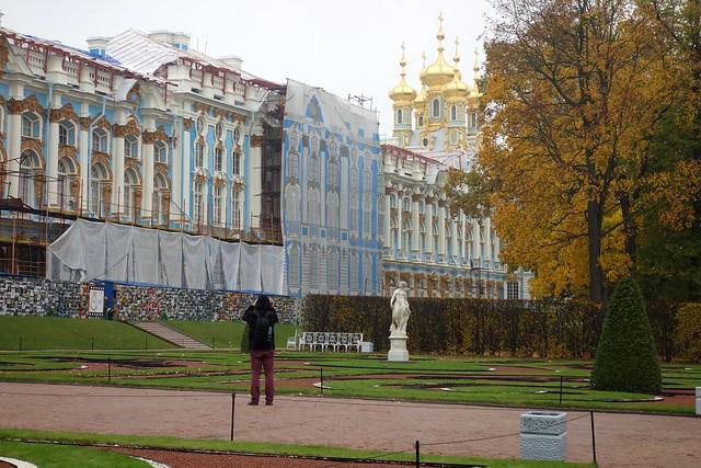 498 - Tsarskoye Selo (Palacio de Catalina - Pushkin)
