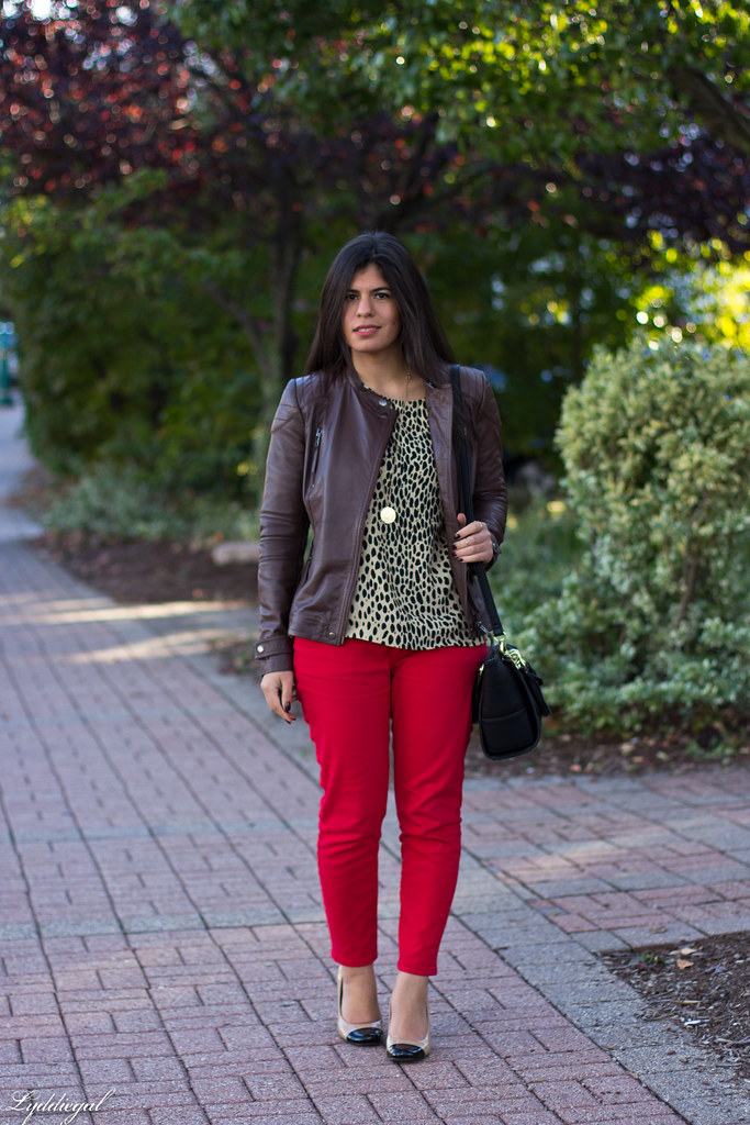 leopard tunic, red pants, leather jacket-5.jpg
