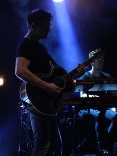 Morten Harket - Oslo Sentrum Scene - 24.10.2014 - by Azelridooo