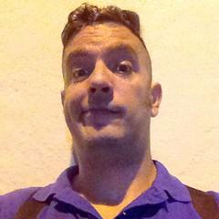 #Sampa, 1º de #Movember, 2014 #MovemBear #Bigger