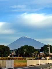 Mt.Fuji 10/23/2014