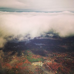 #Fall through the #clouds