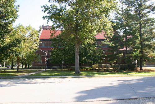 St Patrick RC Church, Seneca, Illinois, East Elevation