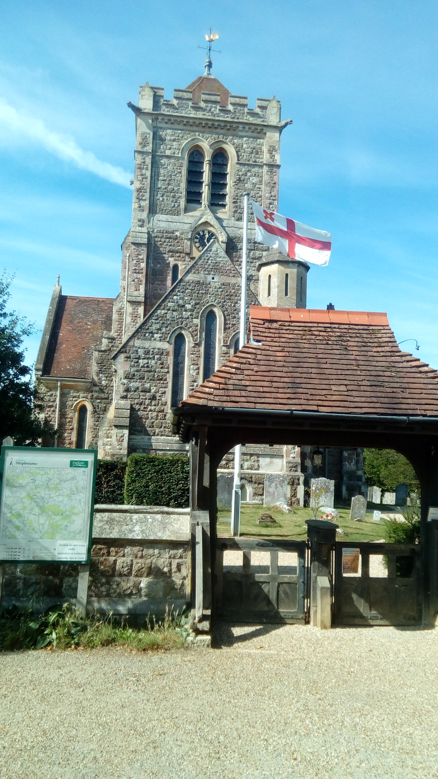 St. Giles at Shipbourne